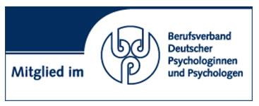 Mitglied im Berufsverband der Diplom-Psychologen BDP e.V.