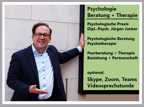 Psychologische Praxis Dipl.-Psych. Jürgen Junker Psychologische Beratung Aschaffenburg - Psychotherapie Aschaffenburg Psychologe
