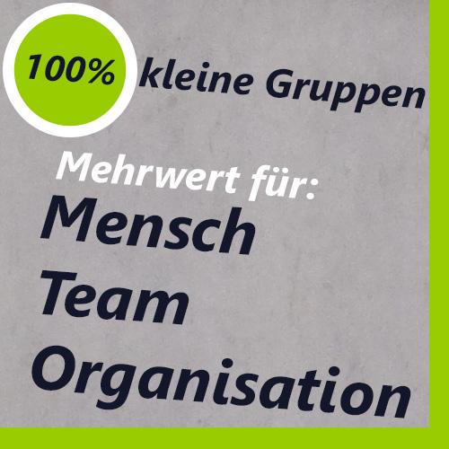 MTO-Consulting Mehrwert für Mensch, Team, Organisation